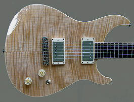 T Deluxe, Natural finish