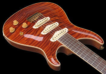 12-string HB, Curly RW top