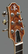 Standard, Curly Redwood top - head