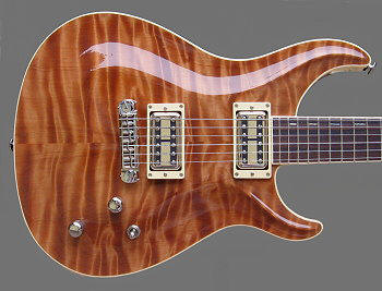 Standard, Curly Redwood top